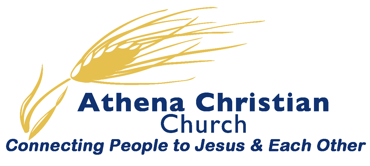 Athena Christian Church Footer Logo